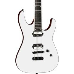 Dean Modern 24-Fret Electric Guitar Classic White