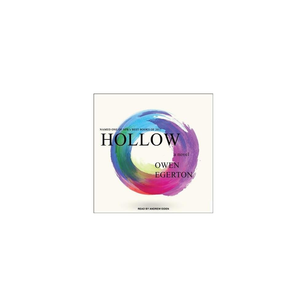Hollow - Unabridged by Owen Egerton (CD/Spoken Word)