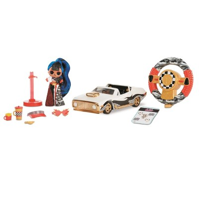 L.O.L. Surprise! RC Wheels Remote Control Car with Limited Edition Doll