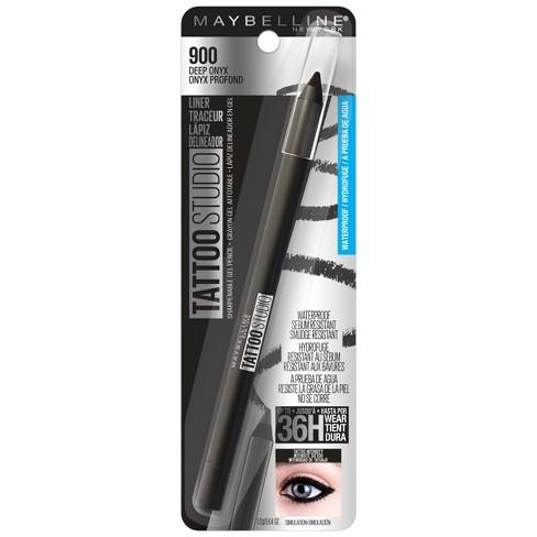 Maybelline Tattoo Studio Eye Liner - 0.04oz : Target