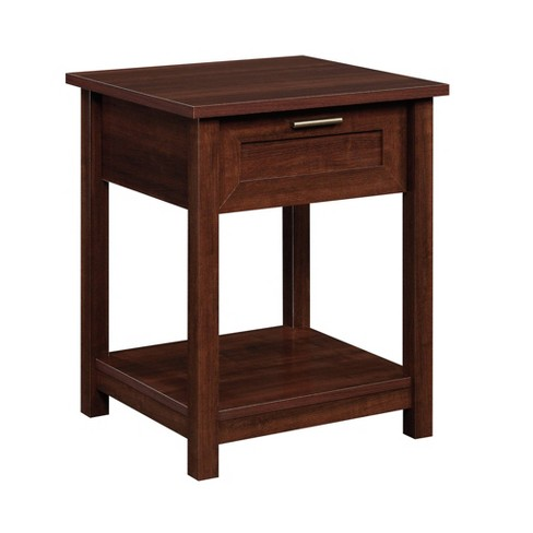 Brookland Side Table Select Cherry - Sauder - image 1 of 5