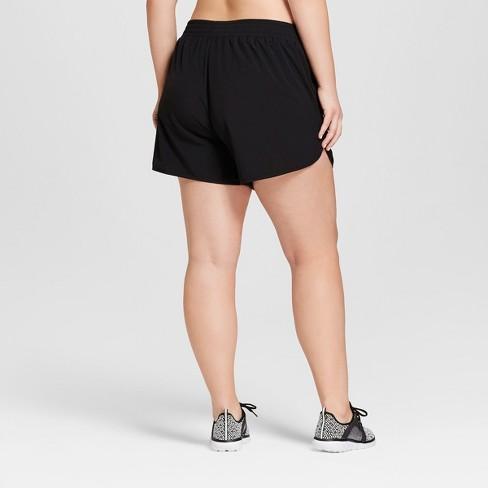 3cf41abf5cc3 Women s Plus Size Running Mid-Rise Shorts 5