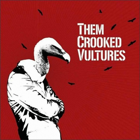 Them crooked vulture - Them crooked vultures (Vinyl) - image 1 of 3