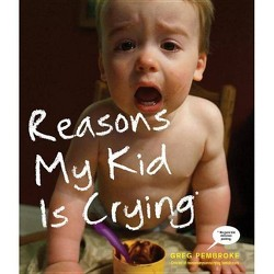 Reasons My Kid Is Crying (Paperback) by Greg Pembroke