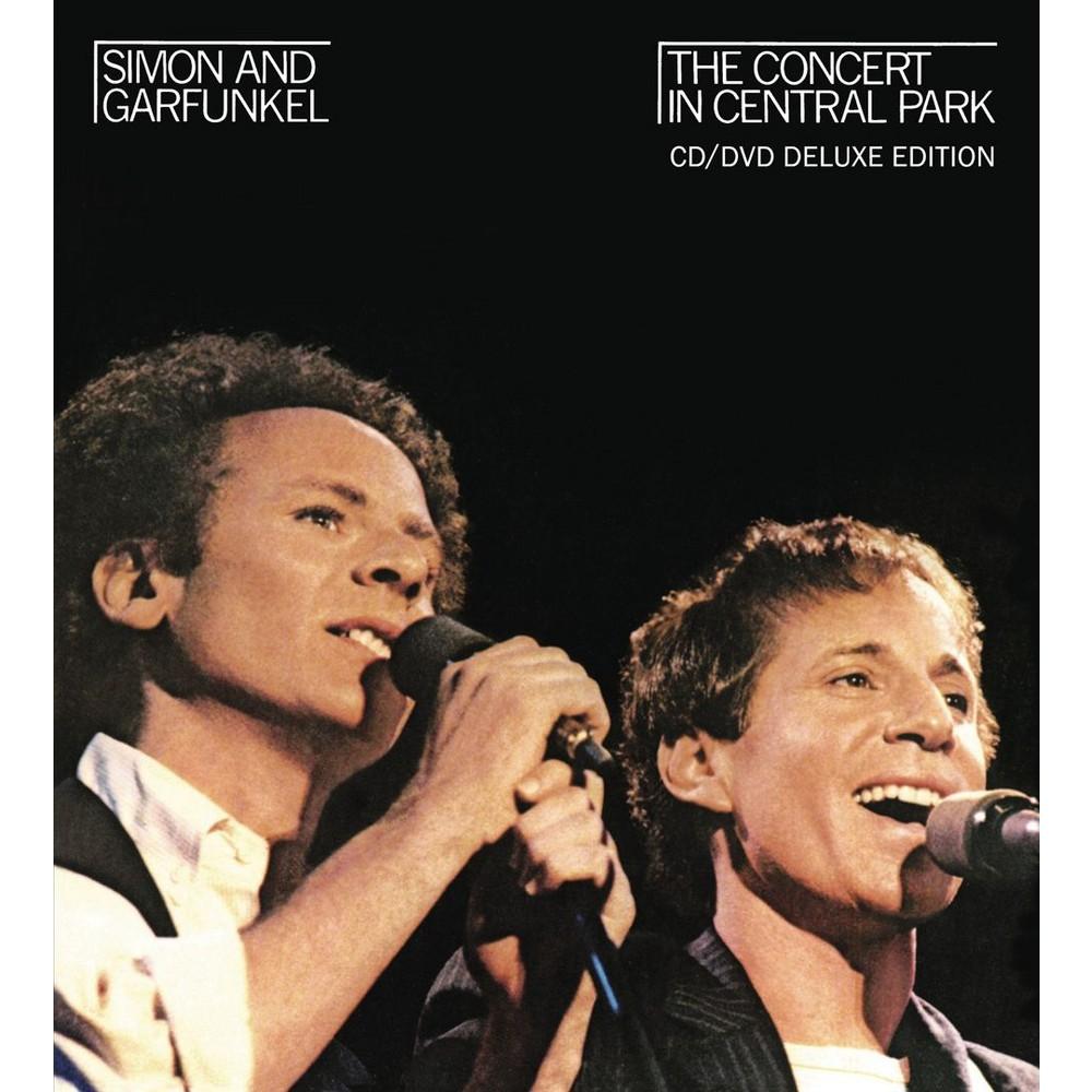 Simon & Garfunkel - Concert In Central Park (CD)