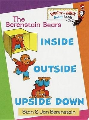Berenstain Bears Inside, Outside, Upside Down (Hardcover)(Stan Berenstain)