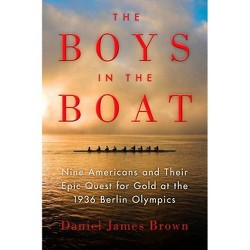 The Boys in the Boat - by  Daniel James Brown (Paperback)