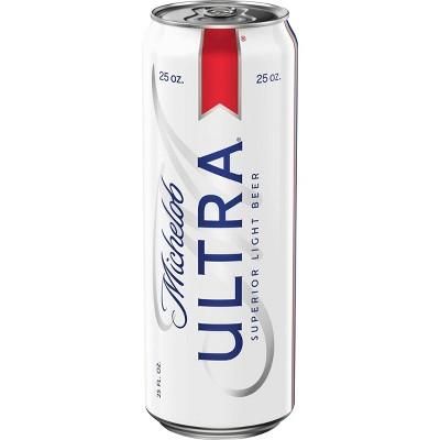 Michelob Ultra Superior Light Light Beer - 25 fl oz Can