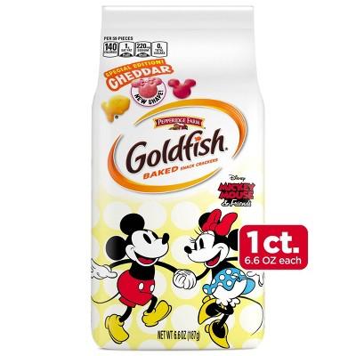 Goldfish Mickey&Minnie - 6.6oz