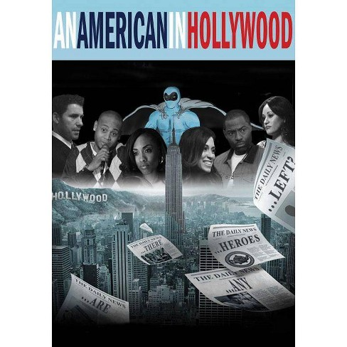 An American In Hollywood (DVD) - image 1 of 1