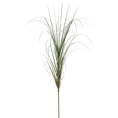 Vickerman Artificial Green Curled Grass