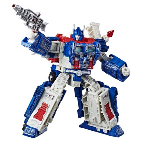 Transformers Generations War for Cybertron: Siege Leader Class WFC-S13 Ultra Magnus Action Figure - image 1 of 4