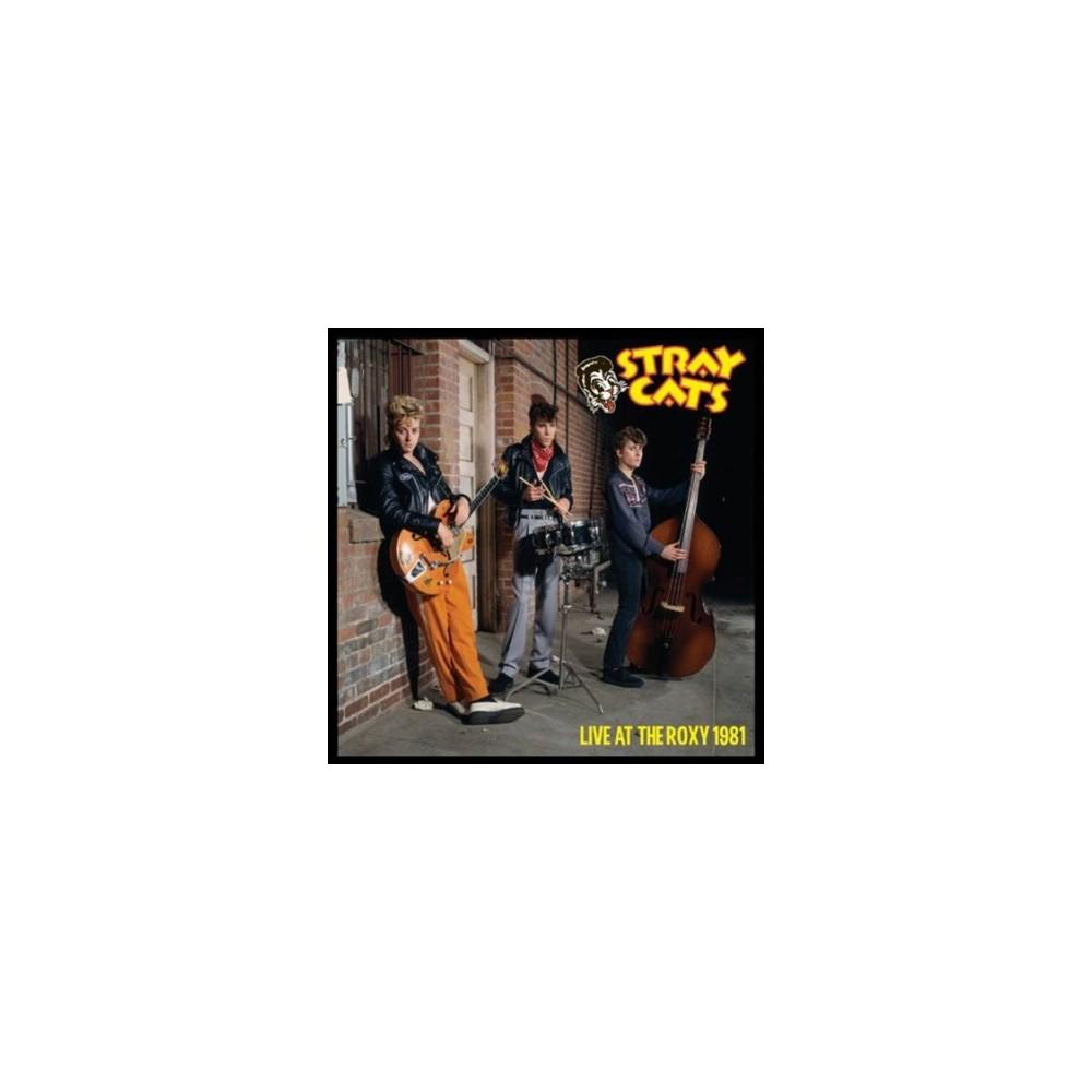 Stray Cats - Live At The Roxy 1981 (Vinyl)