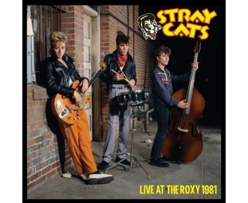 Stray Cats - Live At The Roxy 1981 (Vinyl) - image 1 of 1