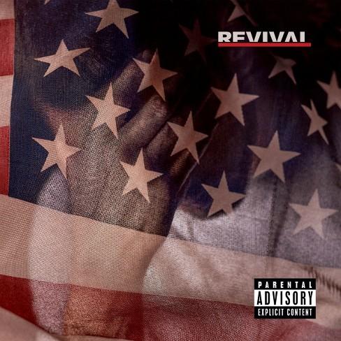 Eminem - Revival [Explicit Lyrics] (CD) - image 1 of 1