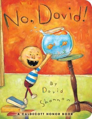 No, David! - by David Shannon (Hardcover)