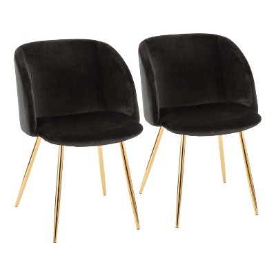 Set of 2 Fran Contemporary Chairs - LumiSource