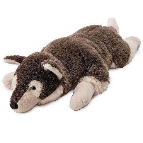 Husky Dog Plush Body Pillow - image 1 of 2