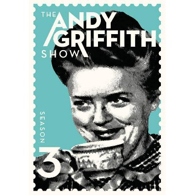 The Andy Griffith Show: The Complete Third Season (DVD)(2015)