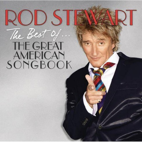 Rod Stewart - The Best Of... The Great American Songbook (CD) - image 1 of 1