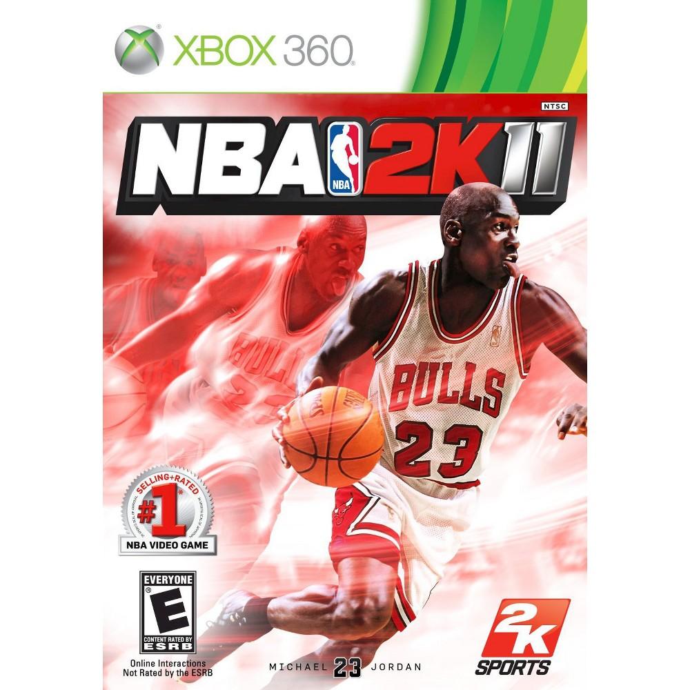NBA 2K11 Pre-Owned Xbox 360