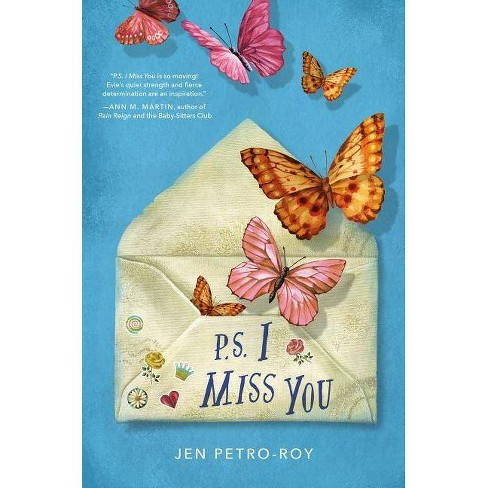 P.S. I Miss You - by  Jen Petro-Roy (Hardcover) - image 1 of 1