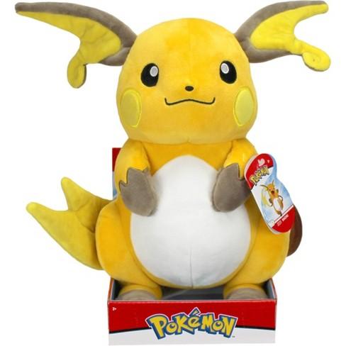 """Pokemon Raichu 12"""" Plush - image 1 of 1"""