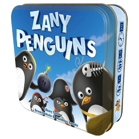 Zany Penguins Board Game - image 1 of 1
