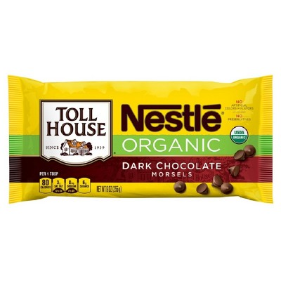 Baking Chips & Chocolate: Nestlé Toll House Organic Dark Chocolate Morsels