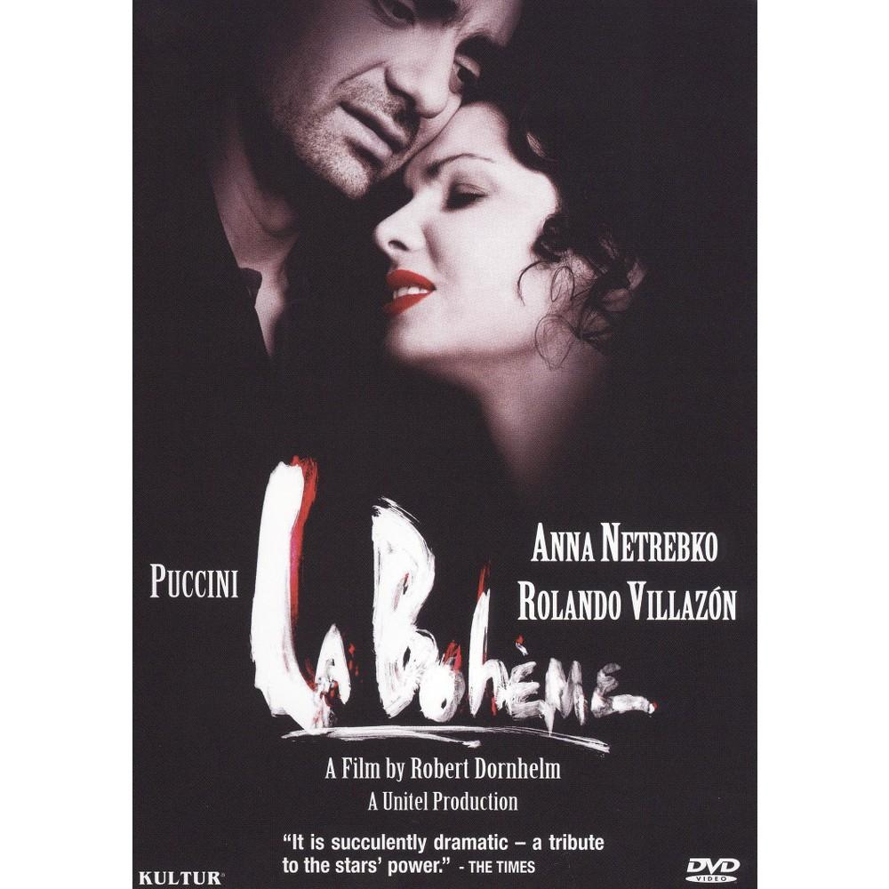 La Boheme (Dvd), Movies