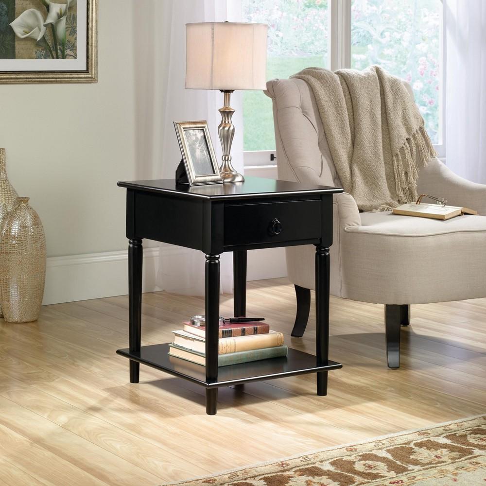 Palladia Side Table - Black - Sauder