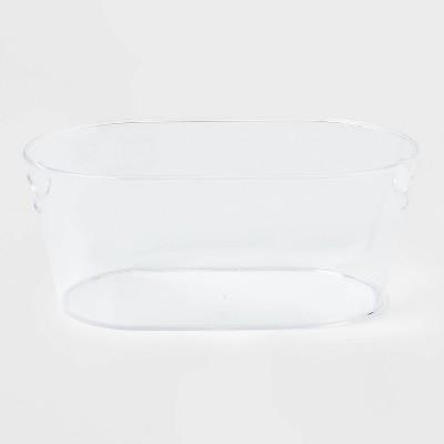4gal Plastic Beverage Tub - Room Essentials™
