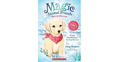 Poppy Muddlepup's Daring Rescue (Special) (Paperback) (Daisy Meadows) - image 1 of 1