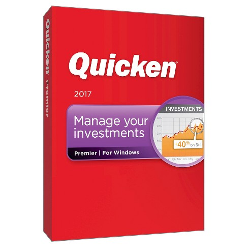 Quicken 2017 Premier Software for Windows - image 1 of 2