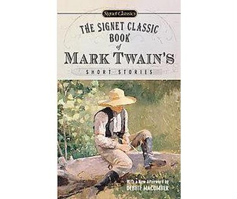 Signet Classic Book of Mark Twain's Short Stories (Reprint) (Paperback) - image 1 of 1