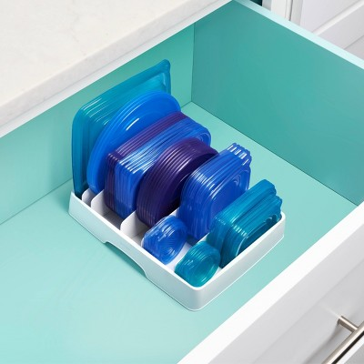 YouCopia StoraLid Container Lid Organizer Large