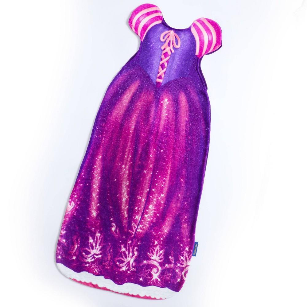 Image of Disney Rapunzel Blanket Purple