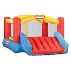 Little Tikes Jump n Slide Dry Bouncer, Adult Unisex
