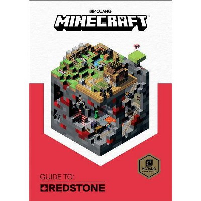 Minecraft Guide to Redstone - by Mojang Ab (Hardcover)