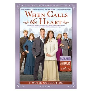 When Calls the Heart Year 5 (DVD)