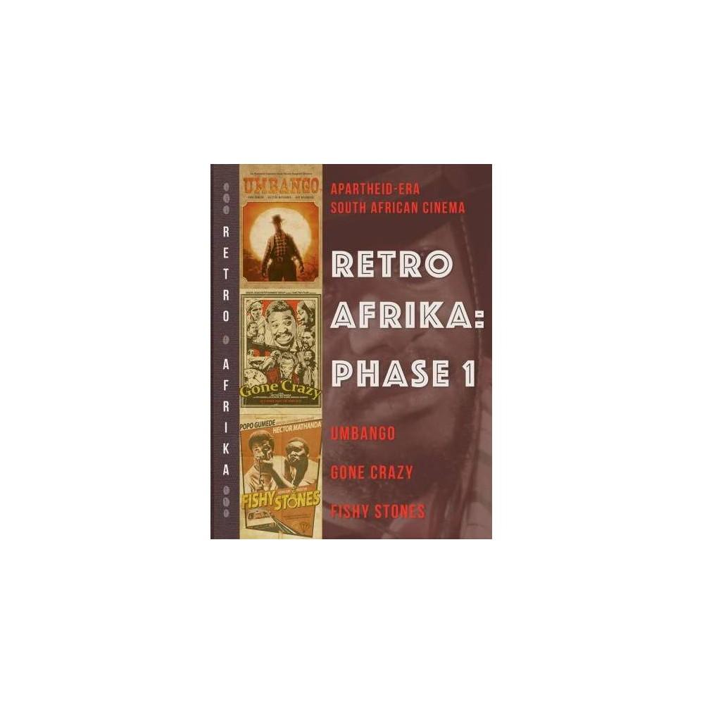 Retro Afrika:Phase 1 (Dvd)