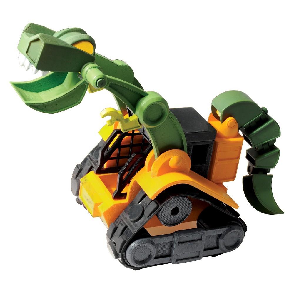 Dino Construction Wrecker T-Rex Skid Loader