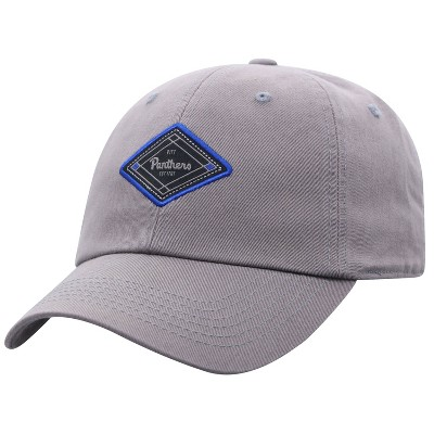 NCAA Pitt Panthers Men's Gray Washed Relaxed Fit Hat