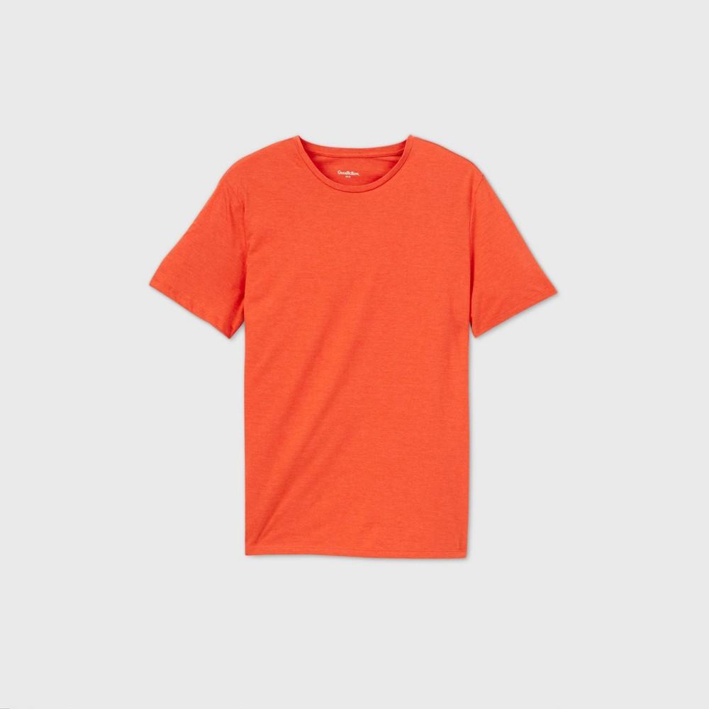 Promos Men's Tall Standard Fit Crewneck T-Shirt - Goodfellow & Co™