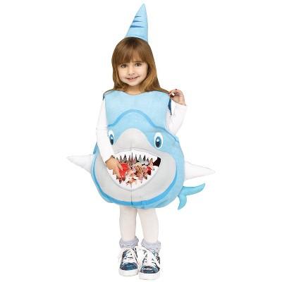 Kids' Candy Collector Shark Halloween Costume - T