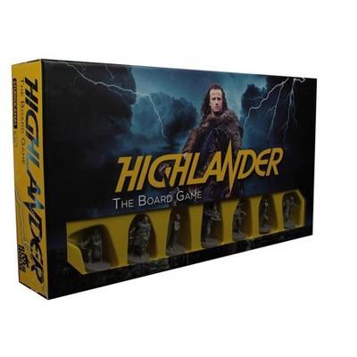 Highlander - The Board Game Board Game