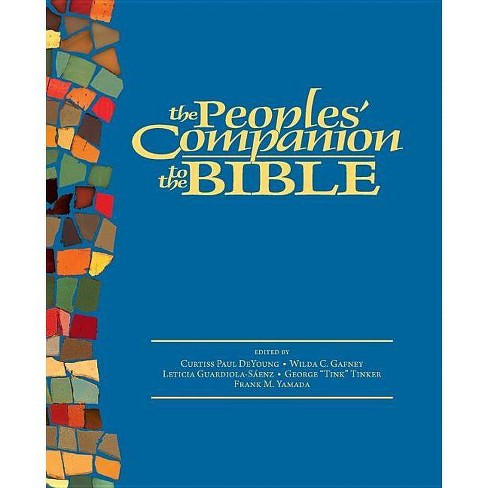 The Peoples' Companion to the Bible - (Paperback) - image 1 of 1