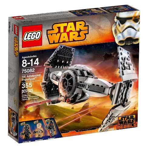 LEGO® Star Wars™ Tie Advanced Prototype™ 75082 - image 1 of 7