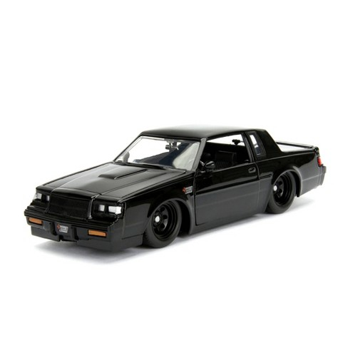 Jada Toys Fast & Furious 1987 Buick Grand National Die-Cast Vehicle 1:24 Scale Glossy Black - image 1 of 3