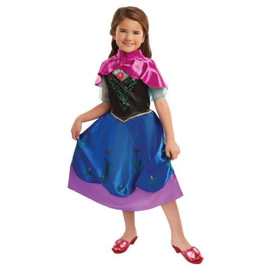 Disney Princess Anna Dress, Women's, Size: Small image number null